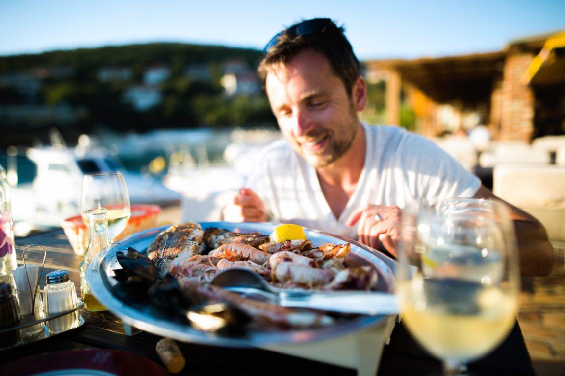 DK Oyster Mykonos Fresh Seafood