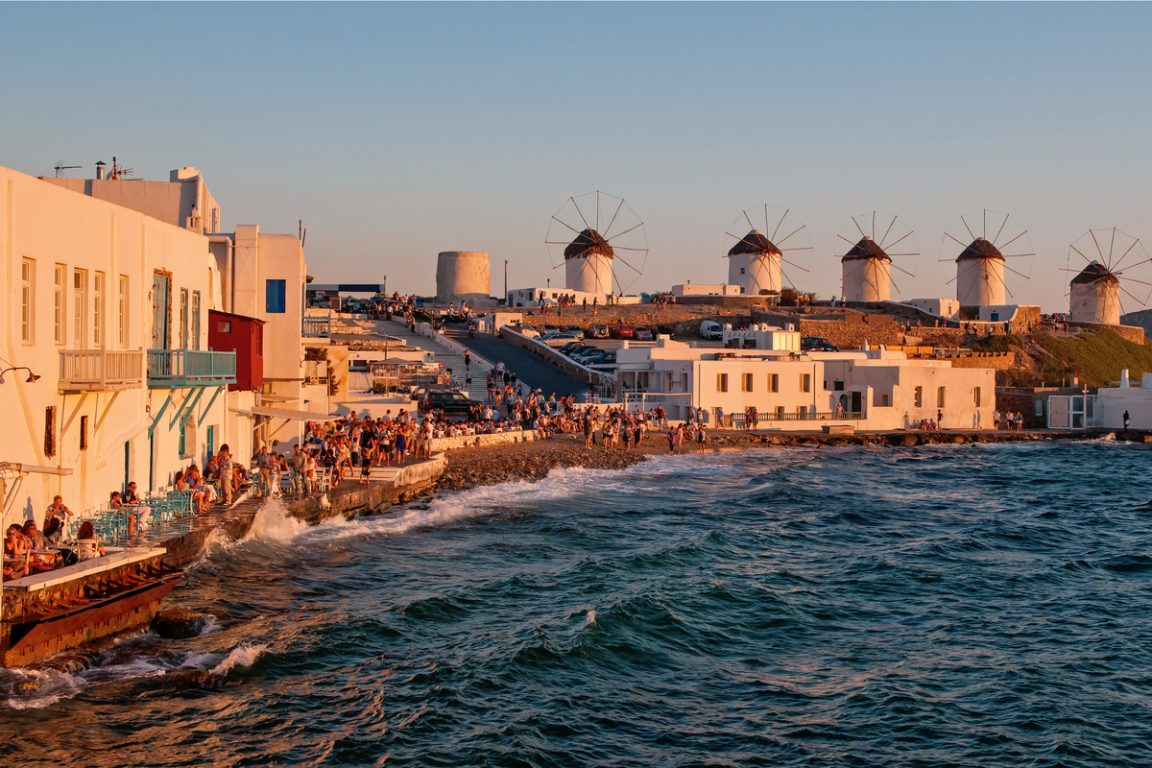 5 reasons to visit Mykonos for summer 2017