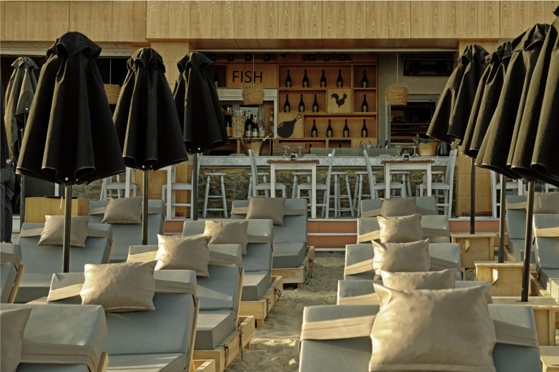 Celebrating the first summer at the top of Mykonos entertainment